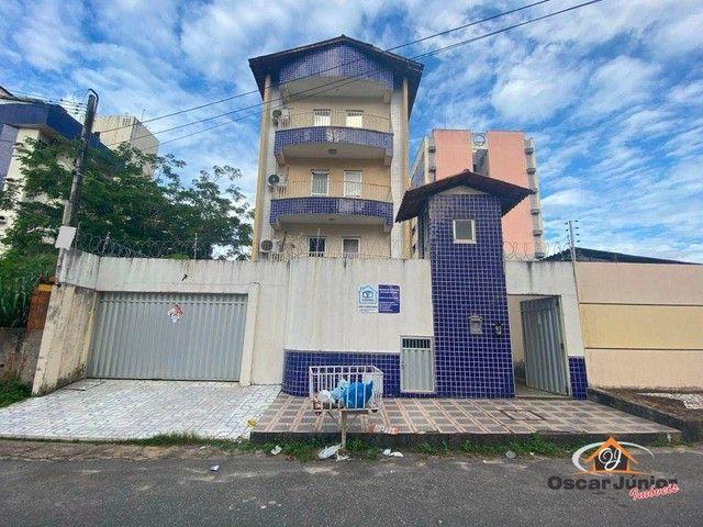 Apartamento com 3 dormitórios à venda, 64 m² por R$ 198.000,00 - Vila União - Fortaleza/CE