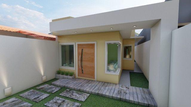 CAR#(SP3001) Ótimo acabamento. Casa Nova são Pedro com 3 quartos - Foto 18