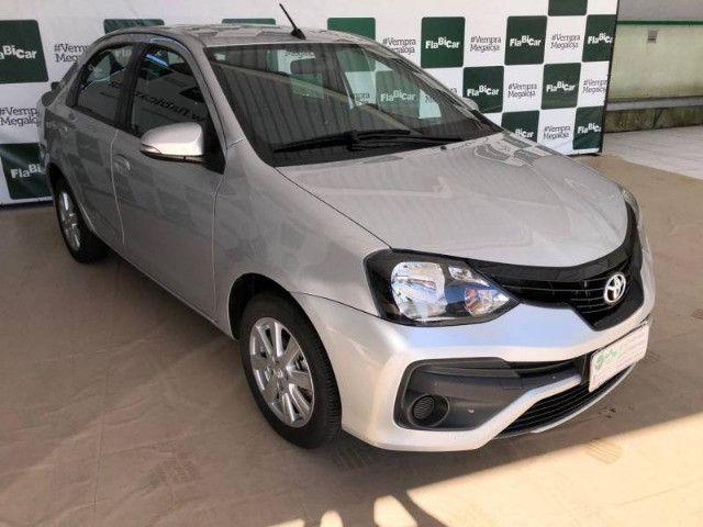Etios 1.5 Sedan X Plus Aut 16v 2020 - Foto 2