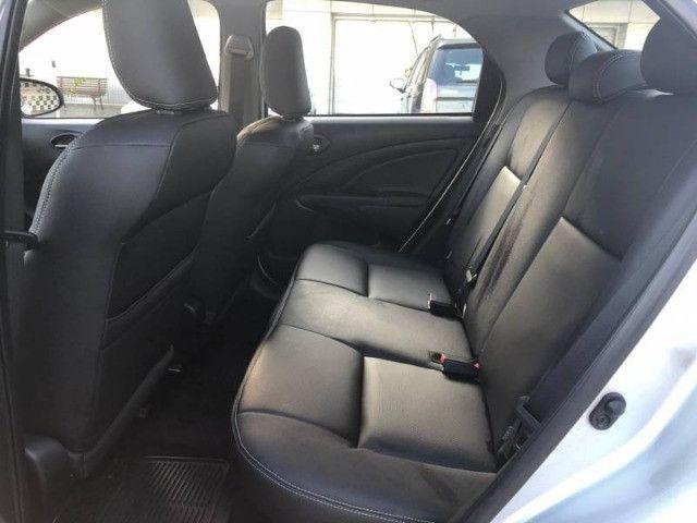 Etios 1.5 Sedan X Plus Aut 16v 2020 - Foto 4