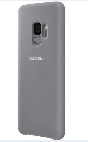 Case / Capinha de Silicone Samsung Galaxy S9 (Aceito cartão) - Foto 2