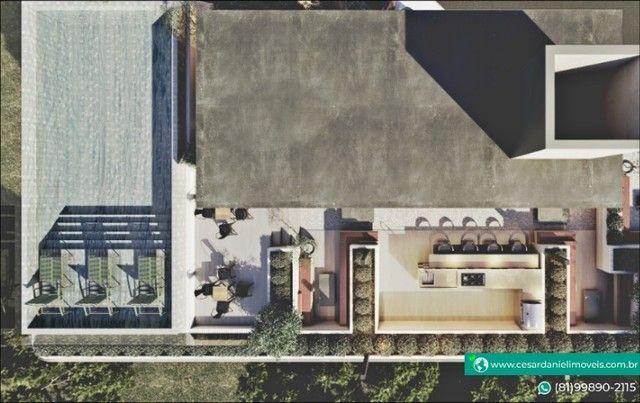 Lançamento no Centro de Porto com 2 Quartos + 50m²   Flats em Porto de Galinhas - Foto 5