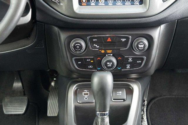 Jeep Compass 2.0 16v Flex Longitude Automático 2020 32.900 Km - Foto 12