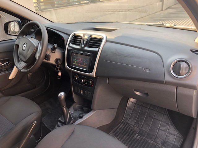 Renault Sandero Expression 1.6 8V (Flex) - Foto 9