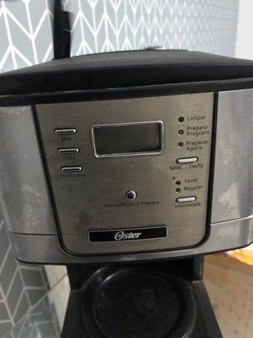 Vendo cafeteira OSTER sem jarra  - Foto 5