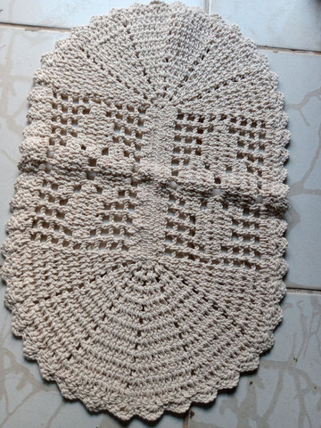 Tapete croche  - Foto 4