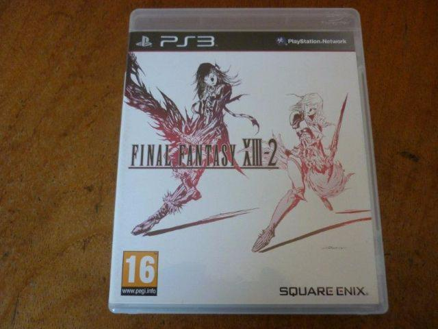 Final Fantasy Xlll-2 - Ps3