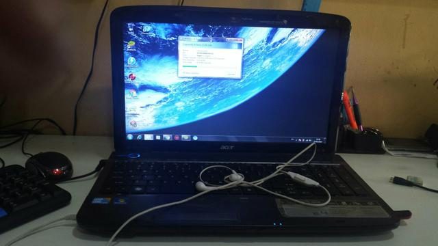 Notebook Acer i3 Top