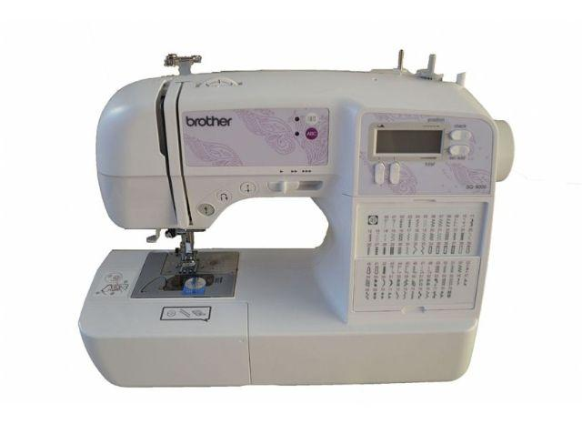 Maquina De Costura Brother SQ9000 110V
