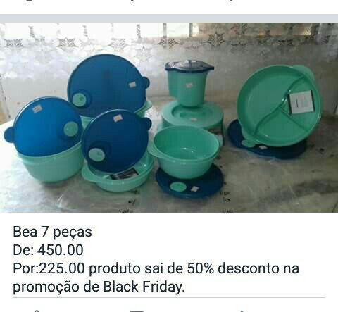 Bea Tupperware