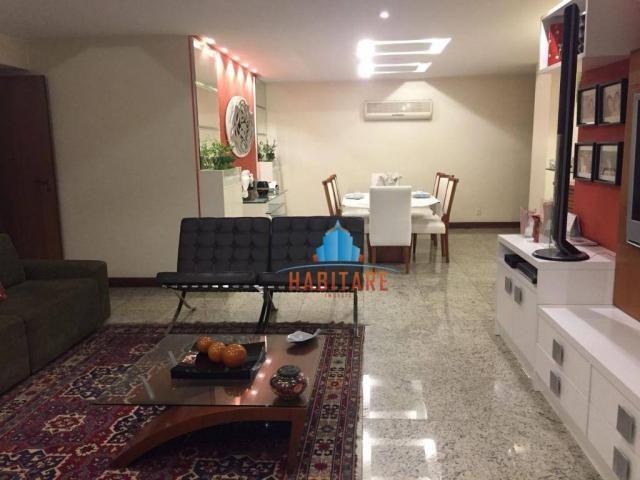 Excelente 4 quartos no melhor condomínio de Niterói