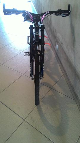 926e59d394 Bicicleta Semi Pro Marsstar Gunman MB DH aro 26 Full Suspension