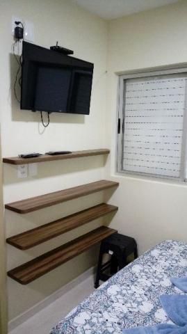Flat confortável e completo com ótima localização! - Foto 8