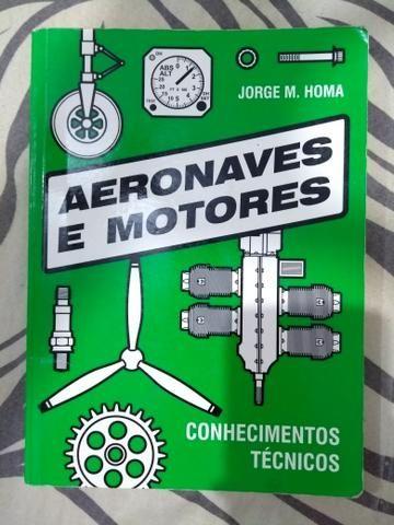 Aeronaves e Motores - livro