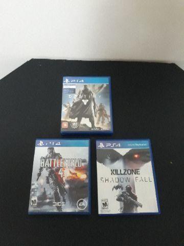 Battlefield 4,Destiny 1,Kill zone