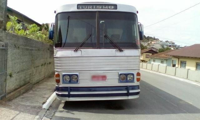 Ônibus Scania CMA 113 Dinossauro