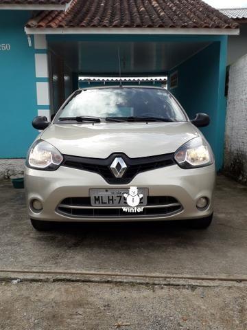Renault Clio Expression praticamente zero, versão mais completa - Foto 3