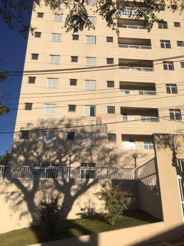 Apartamento com 2 dormitórios à venda, 70 m² por r$ 225.000,00 - jardim anhembi - são josé