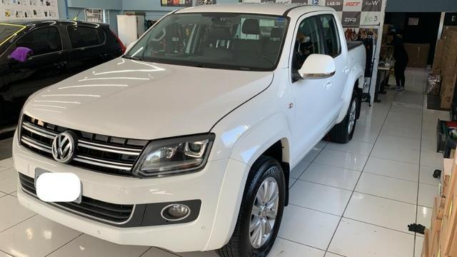Amarok 16/16 highline automatica LED