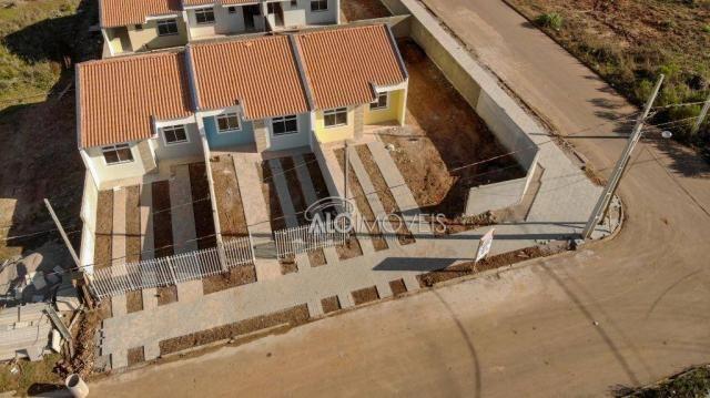 Casa com 2 dormitórios à venda, 42 m² por r$ 130.000 - estados - fazenda rio grande/pr - Foto 5