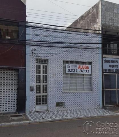 Casa comercial na rua itabaiana, centro, com 364m²
