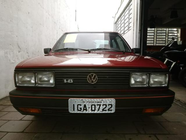 Passat Gts 1.8 Pointer estado impecável todo original ano 1989 - Foto 2