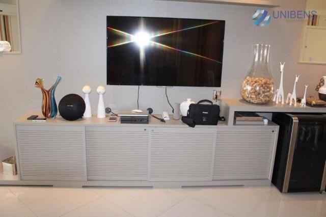 Apartamento mobiliado à venda no marine home resort - cachoeira do bom jesus, florianópoli - Foto 12