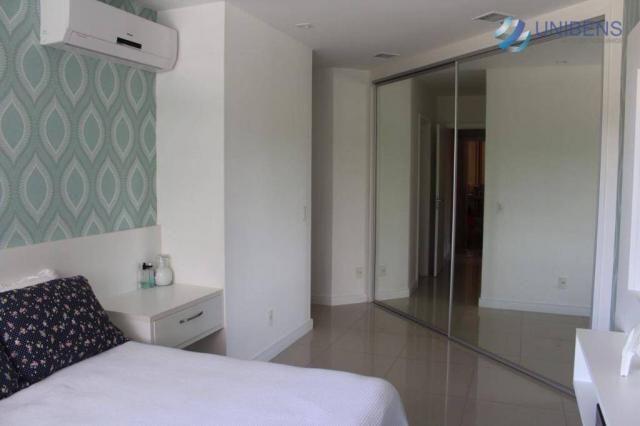 Apartamento mobiliado à venda no marine home resort - cachoeira do bom jesus, florianópoli - Foto 19