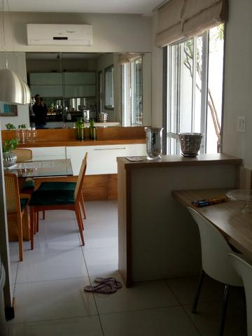 Em Manguinhos, Condominio Aldeia Manguinhos Casa Duplex 3 quartos com suite - Foto 3