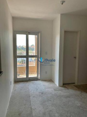 Apartamento com 2 dormitórios à venda, 56 m² por r$ 198.000 - jardim santa maria - jacareí - Foto 12