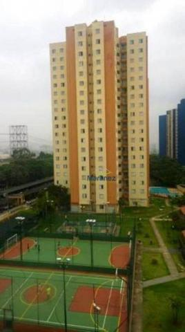 Apartamento com 2 dormitórios à venda, 56 m² por r$ 265.000 - vila alpina - são paulo/sp - Foto 20