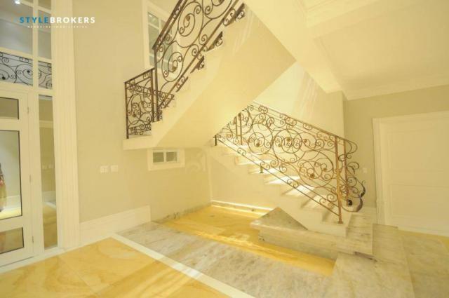 Sobrado no Condomínio Alphaville 1 com 5 dormitórios à venda, 692 m² por R$ 5.500.000 - Lo - Foto 16