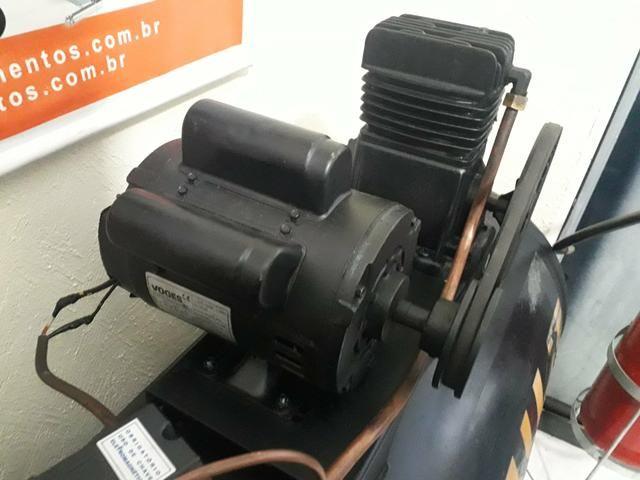Compressor Schulz 10 pés 175 litros - Foto 3