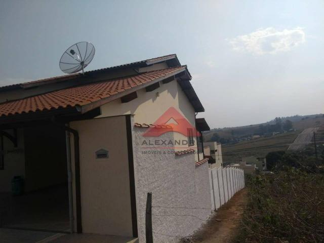 Casa com 6 dormitórios à venda, 280 m² por r$ 650.000 - jardim imperial - cruzília/mg - Foto 14