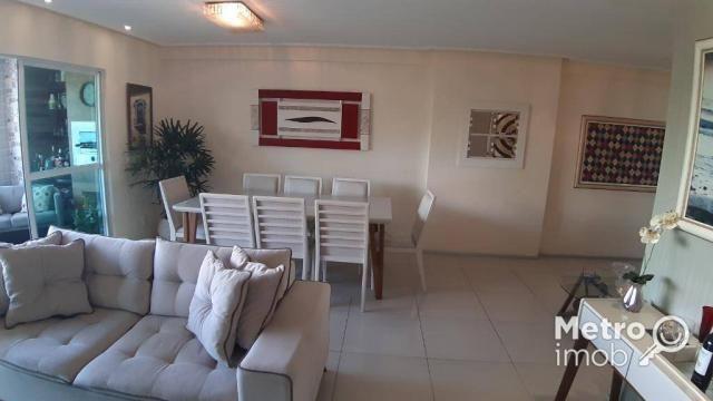 Apartamento com 3 quartos à venda, 127 m² por R$ 700.000 - Jardim Renascença - São Luís/MA - Foto 5