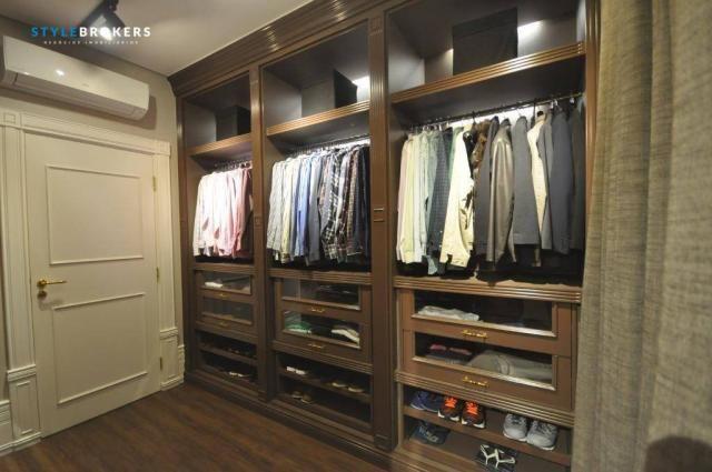 Sobrado no Condomínio Alphaville 1 com 5 dormitórios à venda, 692 m² por R$ 5.500.000 - Lo - Foto 11
