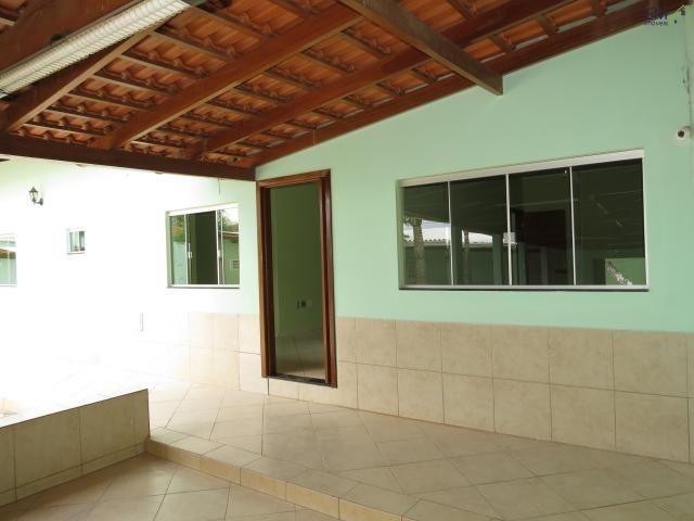 Casa a venda no condomínio morada da serra / 03 quartos / setor de mansões / churrasqueira - Foto 8