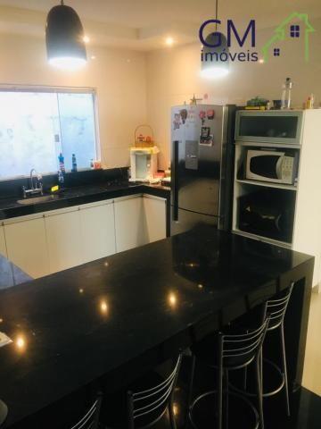 Casa a venda / condomínio rk / 03 quartos / churrasqueira / piscina / aceita casa de menor - Foto 13