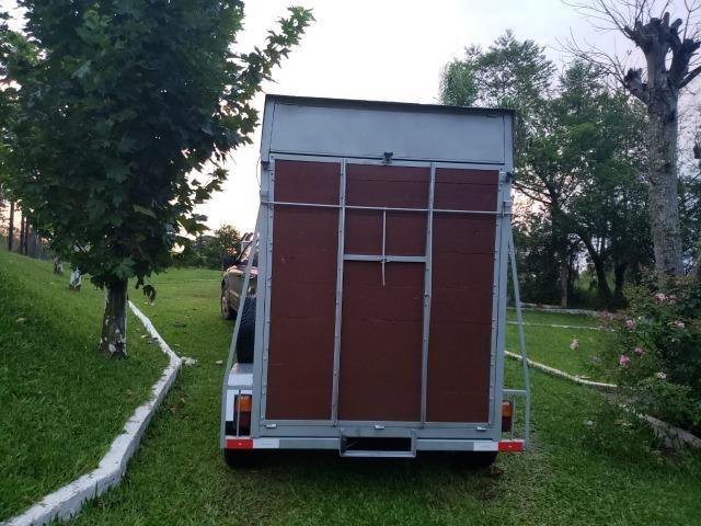 Carretão(2 cavalos)Top!!! */51349966423 - Foto 2