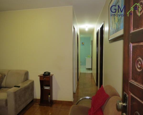 Casa a venda na quadra 04 / 3 quartos / sobradinho df / excelente localização / sobradinho - Foto 4