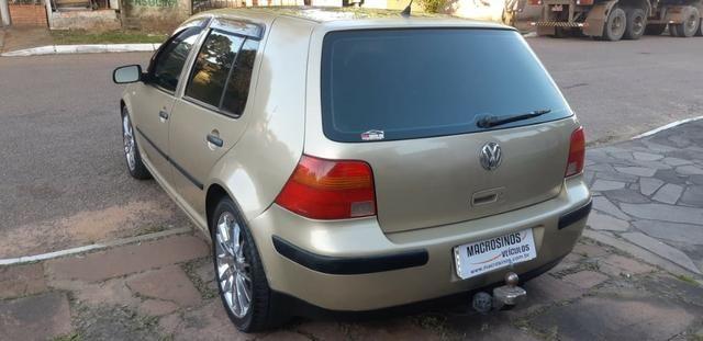 VW golf 1.6 Completo com rodas aro 17 ano 2001 - Foto 3