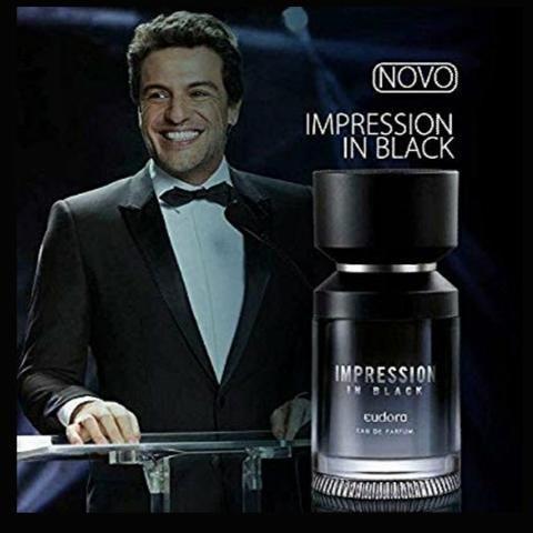 Impression In Black Eudora Cheirosissimo