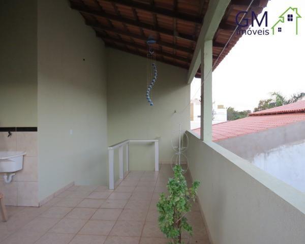 Casa a venda / condomínio fraternidade / 04 quartos / hidromassagem / setor habitacional c - Foto 16