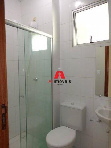 Apartamento com 2 dormitórios sendo 1 suíte, à venda, 67,20 m² por r$ 270.000 - conjunto m - Foto 15