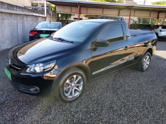 VOLKSWAGEN SAVEIRO 2012/2012 1.6 MI TROOPER CS 8V FLEX 2P MANUAL G.V - Foto 3