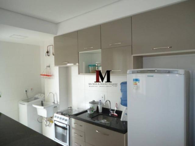 Alugamos apartamento mobiliado - Foto 16