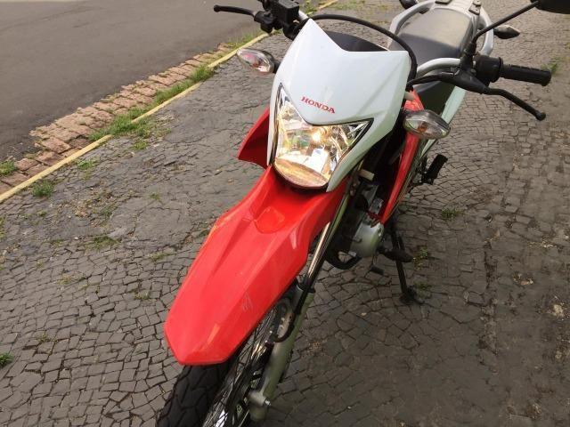 Honda/ Nxr 150 Bros Esd conservada - Foto 5