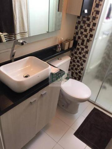 Apartamento com 2 dormitórios à venda, 51 m² por r$ 360.000 - vila prudente - são paulo/sp - Foto 12