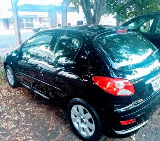 Ágio! Parcela de R$ 269! Peugeot 207 1.4 2012 completo!!! - Foto 10