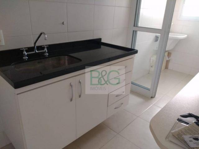 Apartamento com 3 dormitórios para alugar, 76 m² por r$ 2.200/mês - vila formosa - são pau - Foto 10